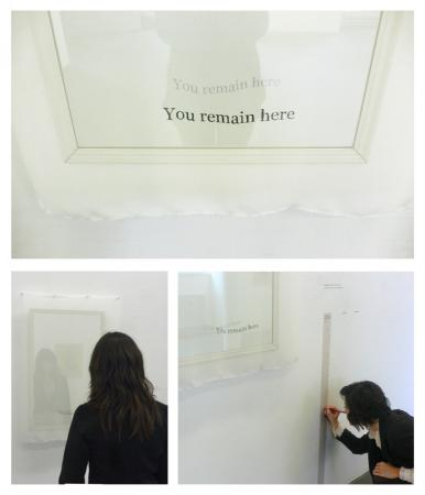 You remain here, 2010