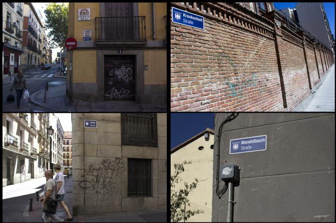 Madrid strabe, 2013.