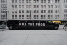 Eat the rich/Kill the poor, 2010.